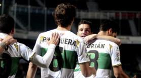 Athletic, Elche y Málaga acceden a los octavos de final