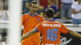 El Valencia sigue goleando y hunde al Getafe
