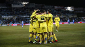 El Villarreal no falla y se cita con el Barcelona