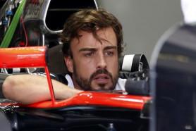 Alonso abandona en la vuelta 43 por problemas con la caja de cambios