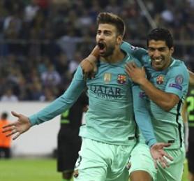 El Barça regresa a su esencia para remontar