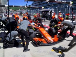 Sauber competirá con motor Honda a partir de 2018