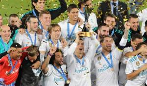 El Real Madrid renueva el título de campeón del mundo tras derrotar al Gremio
