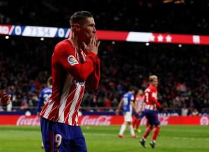 Torres rescata al Atlético (1-0)