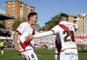 El Rayo afronta su segundo 'match-ball' por el ascenso
