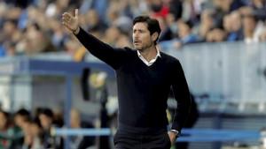 El Málaga despide a Víctor Sánchez del Amo por los
