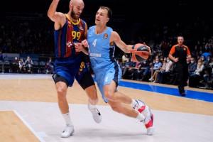 La Euroliga concede la victoria por 20-0 a Baskonia y Valencia Basket en sus duelos cancelados con el Zenit
