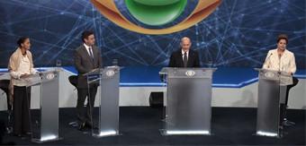 Las contradicciones de Silva, protagonistas en el segundo debate presidencial brasileño