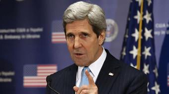 EEUU y Rusia negocian una visita de Kerry para discutir la crisis de Ucrania
