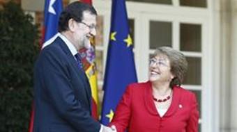 Bachelet apuesta por democracias más participativas