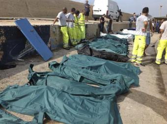 Lampedusa pone de relieve el fracaso de las políticas sobre inmigración de la UE