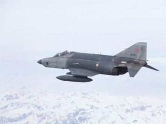 Turquía lanza una campaña aérea a gran escala contra objetivos del PKK en Irak