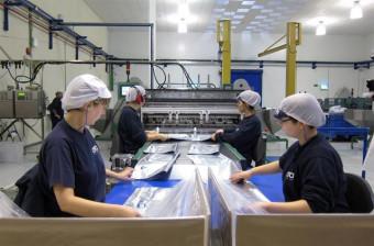 La producción industrial sube un 3,2% en 2015 y suma su segundo ascenso anual consecutivo