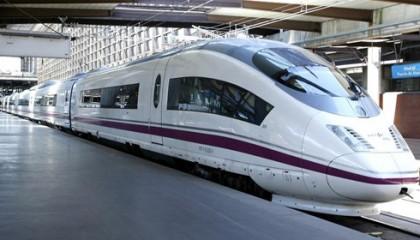 El uso del AVE en España es cinco veces menor que en Francia