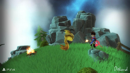 PlayStation lanza el 1 de marzo el videojuego español 'Deiland'