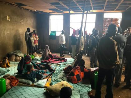 800.000 personas desplazadas en el sur de Etiopía, amenazadas ante la falta de asistencia sanitaria