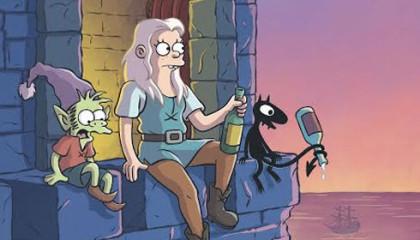El creador de 'Los Simpsons' prepara una serie de animación para Netflix