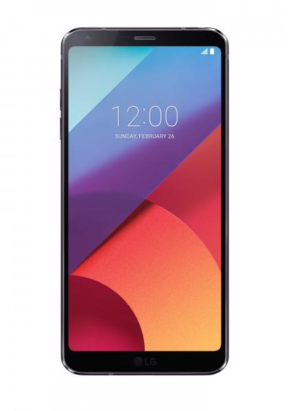 El LG G6 marca la tendencia de los próximos smartphones: grandes pantallas casi sin borde