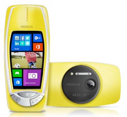 Nokia se apunta a la moda retro: Vuelve el mítico 3310 con Android