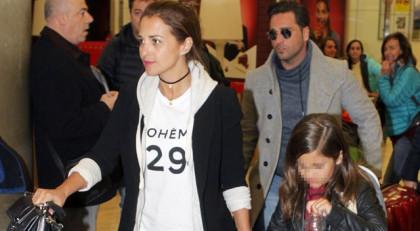 Paula Echevarría confiesa que su hija tiene cuenta en Instagram