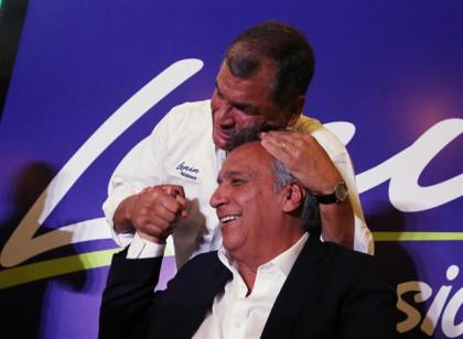 Moreno y Lasso se enfrentarán en la segunda vuelta por la Presidencia de Ecuador