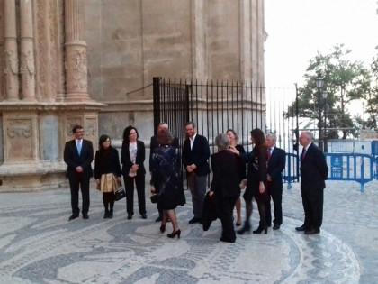 La Reina Sofía preside un multitudinario concierto a favor de Proyecto Hombre en la Catedral de Mallorca