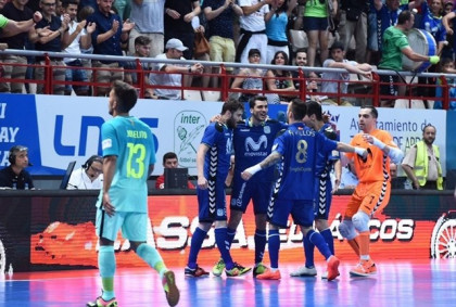 Movistar Inter conquista su cuarta liga consecutiva