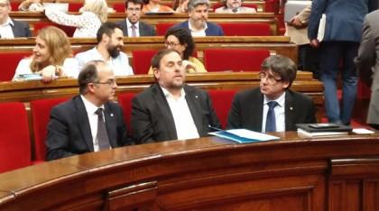 El Consejo de Estado ve fundamentos jurídicos para recurrir al TC la reforma exprés del Parlamento catalán