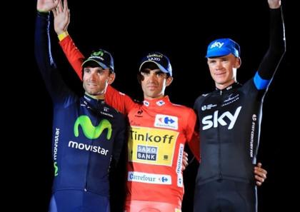 Contador llevará el dorsal número 1 en su última Vuelta a España