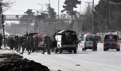 Al menos ocho muertos y 44 heridos por un ataque contra una iglesia metodista de Pakistán