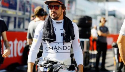 Fernando Alonso participará en el Mobile World Congress