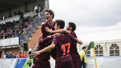 El FC Barcelona conquista su segunda UEFA Youth League