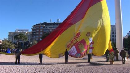 Más de la mitad de la población declara sentirse orgulloso de ser español