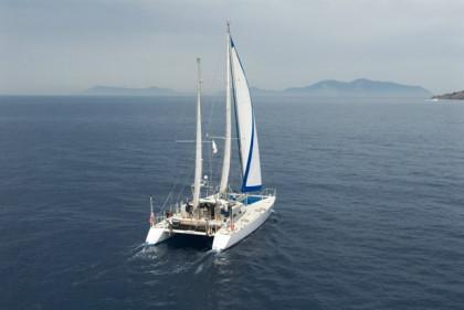 Oceana lanza una expedición para documentar volcanes submarinos en las islas Eolias
