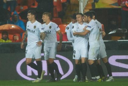 El Valencia apunta a Champions
