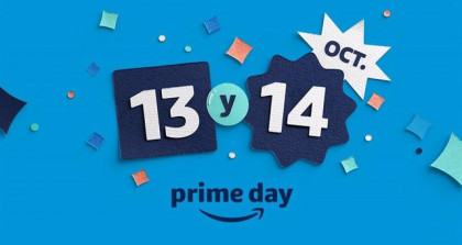 Amazon celebrará el 'Prime Day' el 13 y 14 de octubre con más de un millón de ofertas