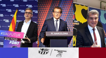 Una semana para saber qué presidente intentará salvar al Barça