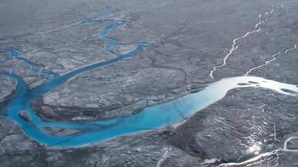 Groenlandia perdió un récord de 600.000 millones de toneladas de hielo en 2019