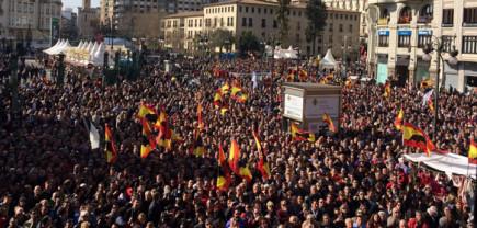 Más de 10.000 taurinos se manifiestan en Valencia