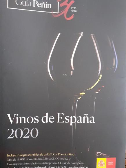Guía Peñín, Vinos de España 2020