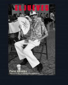 El jueves. Retrato de un mercado singular, de Paco Aranda. Aconcagua libros. 2021